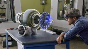 طراحی صنعتی با عینک هولولنز