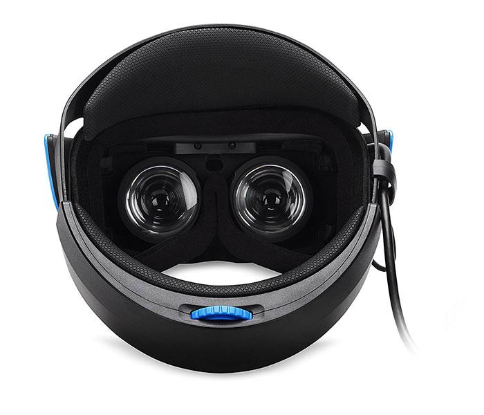 لنز عینک واقعیت مجازی افزوده ترکیبی ایسر acer