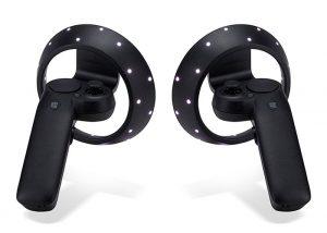 دسته های عینک واقعیت ترکیبی ویندوز