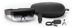 معرفی هدست HoloLens