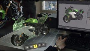 بررسی هدست HoloLens