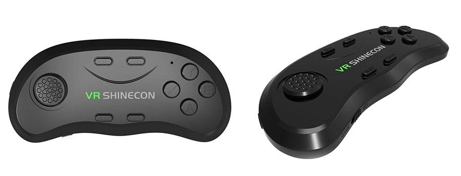 دسته کنترلر بلوتوث عینک وی آر شاینکن VR SHINECON 1