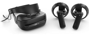 عینک واقعیت ترکیبی لنوو Lenovo Windows Mixed Reality Headset با کنترلر