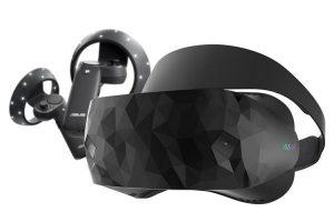 عینک واقعیت ترکیبی ایسوس Asus Windows Mixed Reality Headset با کنترلر