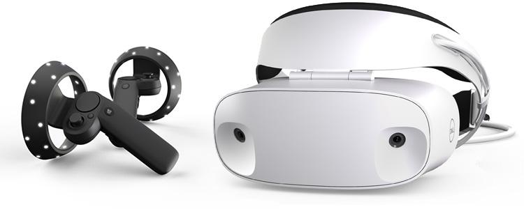 هدست واقعیت ترکیبی دل Dell Windows Mixed Reality Headset