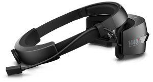 هدست واقعیت ترکیبی اچ پی HP Windows Mixed Reality Headset از کنار