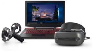 لپ تاپ هدست واقعیت ترکیبی لنوو Lenovo Windows Mixed Reality Headset