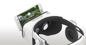 عینک واقعیت مجازی بوبو BOBO VR Z5 daydream
