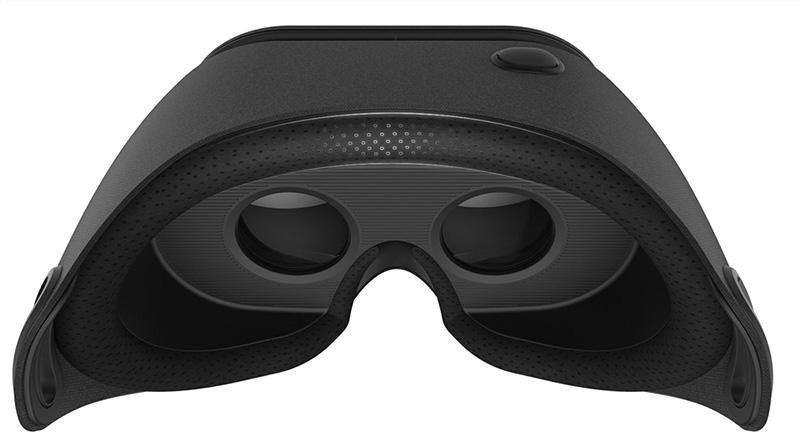 دکمه بالای عینک واقعیت مجازی شیائومی xiaomi MI VR Play 2