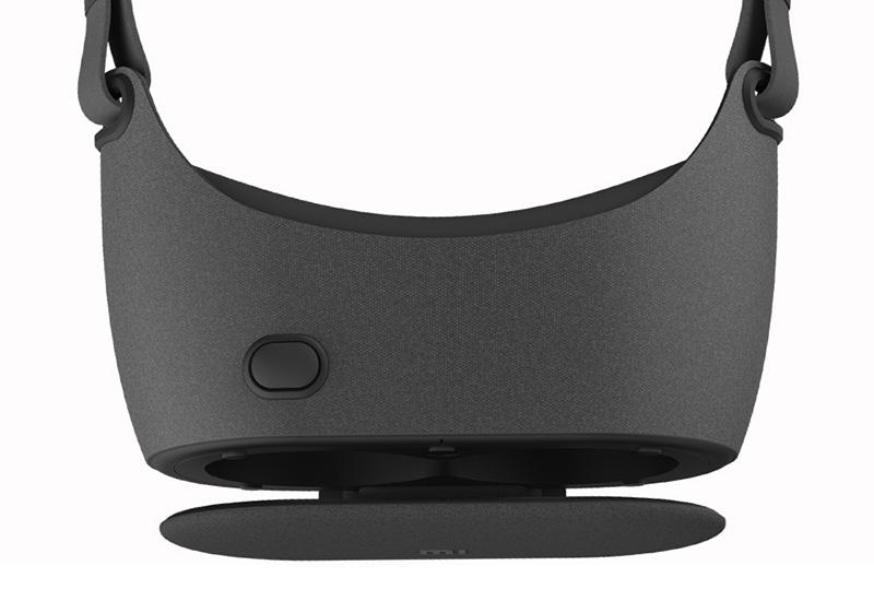بالای عینک واقعیت مجازی شیائومی xiaomi MI VR Play 2