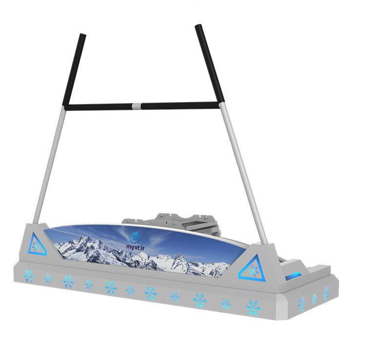 شبیه ساز اسکی واقعیت مجازی vr ski simulator