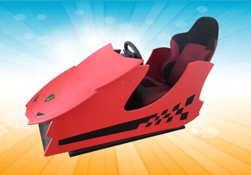 شبیه ساز رانندگی واقعیت مجازی مدل VR Racing 2020