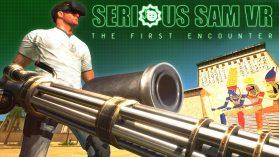 بازی واقعیت مجازی سام ماجراجو