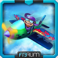 دانلود بازی واقعیت مجازی air race vr