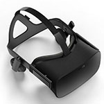 مشخصات و قیمت هدست واقعیت مجازی اکیولس ریفت oculus rift