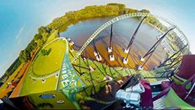 دانلود فیلم واقعیت مجازی ترن هوایی در هلند