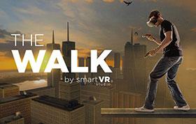 استند تخته معلق ترس از ارتفاع واقعیت مجازی VR Plank